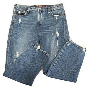Lucky Brand Sienna Slim Boyfriend Jeans